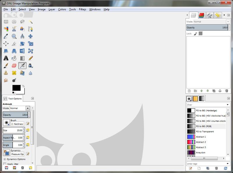 Gimp-desktop