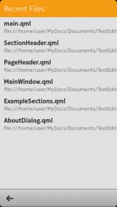 TextEditor-RecentFiles